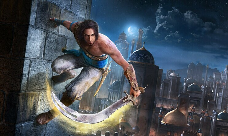 Prince of Persia: Sands of Time, Sands of Time, ubisoft, Pune, Prince of persia, Yuri Lowenthall,