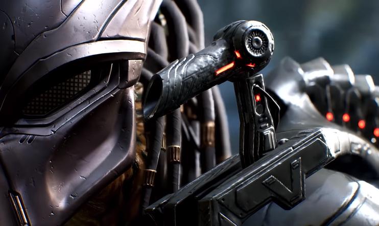 Predator, Hunting Grounds, Illfonic, SIE, Sony, PS4, julkaisupäivä, 24. huhtikuuta,
