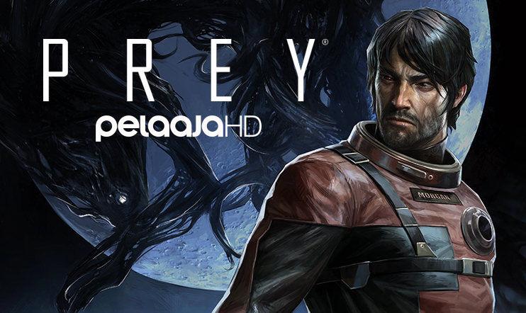 PelaajaHD esittää: Yli 30 minuuttia Prey-pelikuvaa!