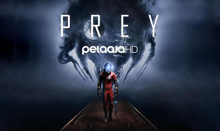 Yli 20 minuuttia pelikuvaa Bethesdan tulevasta Prey-pelistä
