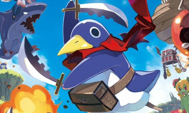 Prinny, Prinny 1•2: Exploded and Reloaded, NIS America, Nippon Ichi Software, Disgaea, tasoloikka, Switch,