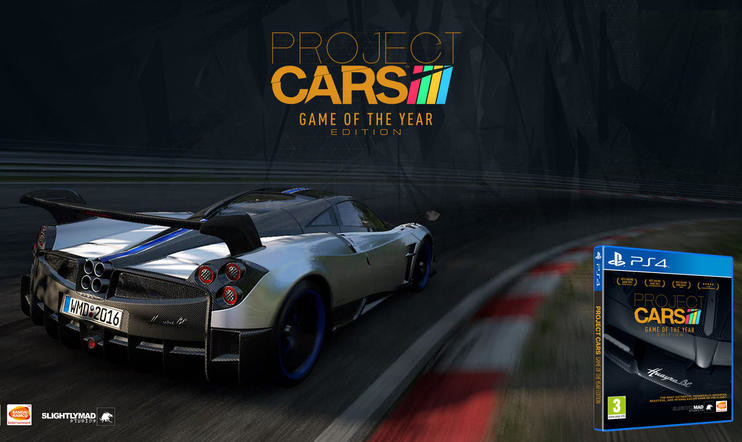 voita project cars game of the year edition peli. Black Bedroom Furniture Sets. Home Design Ideas