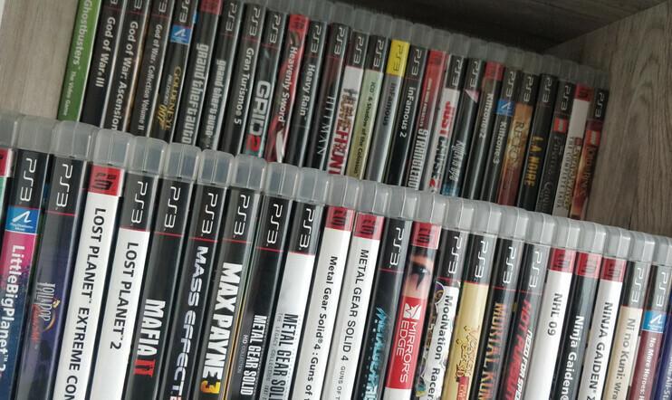Osa 1/2: Nostalgiaa PlayStation 3- ja Xbox 360 -pelikokoelmien äärellä