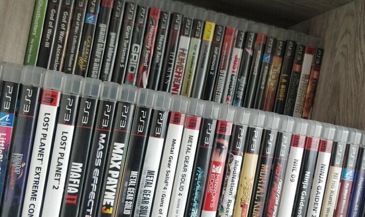 Osa 2/2: Nostalgiaa PlayStation 3- ja Xbox 360 -pelikokoelmien äärellä