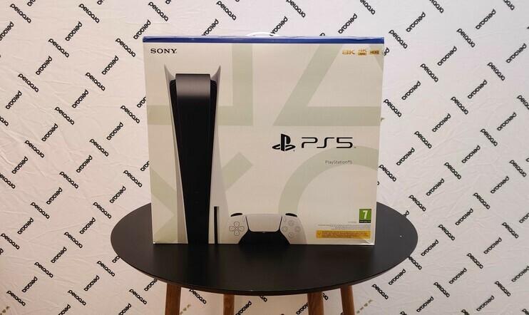 Avataan laatikko: PlayStation 5 saapui toimitukseen hypisteltäväksi!
