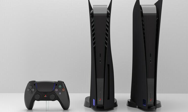 SUP3R5, PS5, PlayStation 5, musta