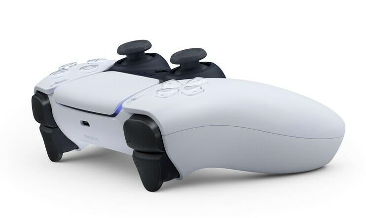 PlayStation 5, Dualsense, väri, ohjain