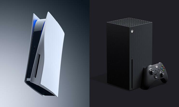 PlayStation 5 ja Xbox Series X