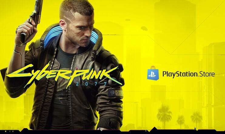 Cyberpunk 2077, PlayStation Store, CD Projekt, CD Projekt RED, sony, SIE, Store