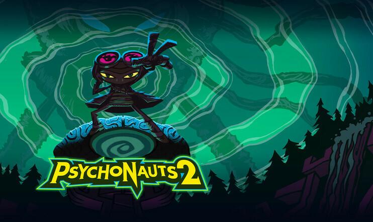 Psychonauts, Psychonauts 2, Double Fine, Tim Schafer, julkaisupäivä