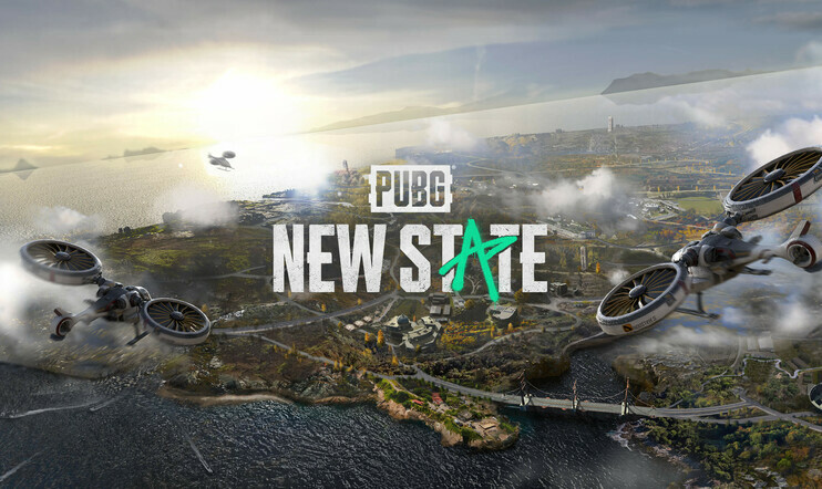 PUBG New State, PUBG, New State, battle royale, mobiili