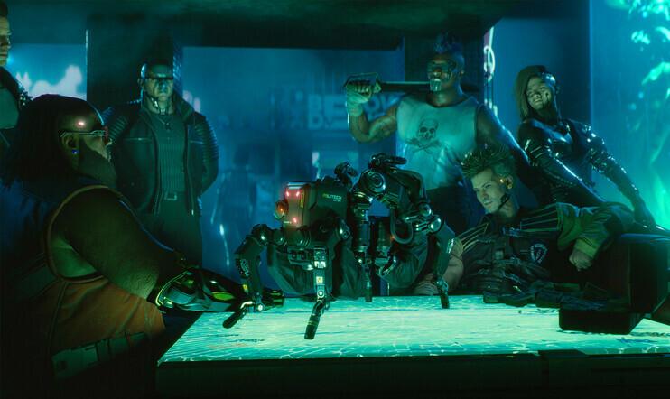 Cyberpunk 2077, Cyberpunk, CD Projekt, CD Projekt RED,