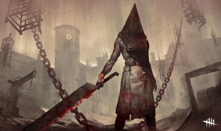 Pyramid Head, Silent Hill, Dead by Daylight, julkaisupäivä, kauhu