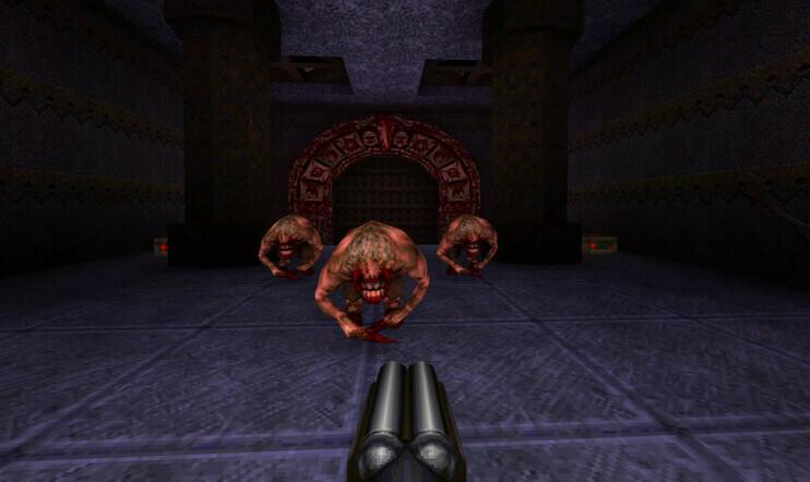 Uusi, uljas Quake saapui uudelle konsolisukupolvelle