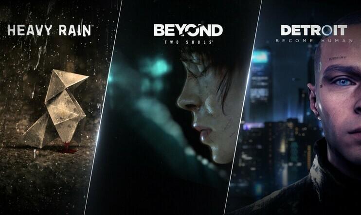 PlayStation-yksinoikeudet Heavy Rain, Beyond ja Detroit päivättiin pc:lle – myös demoversiot luvassa
