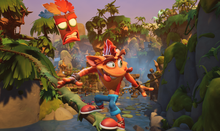 Crash Bandicoot 4: It's About Time, Crash Bandicoot, It's about time, julkaisupäivä, Toys for Bob, traileri, Activision, tasoloikka
