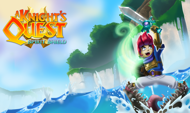 A Knight's Quest, Curve Digital, Sky 9 Games
