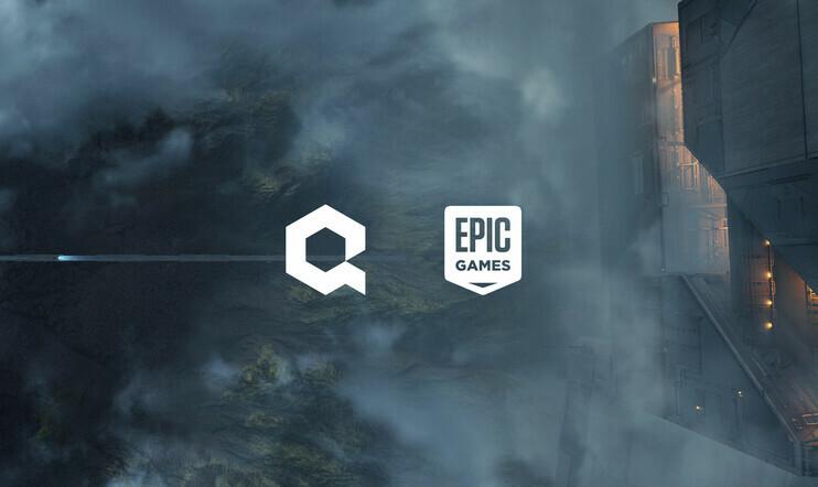 Unreal Engine, epic games, Quixel, fotogrammetria, teknologia, pelimoottori