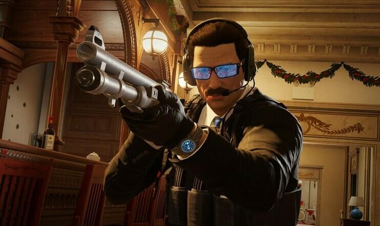 Ubisoft Montreal, panttivanki, hälytys, swattaus, Rainbow Six Siege, poliisi