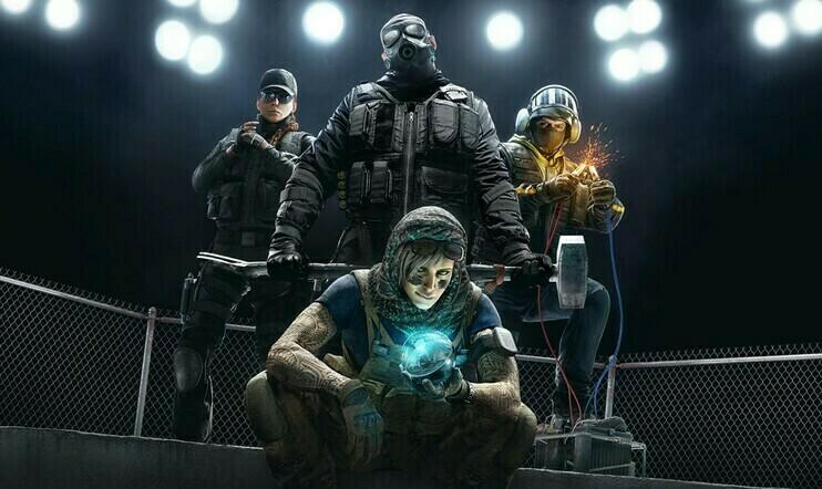 Rainbow Six Siege, Rainbow Six, R6 Siege, Ubisoft