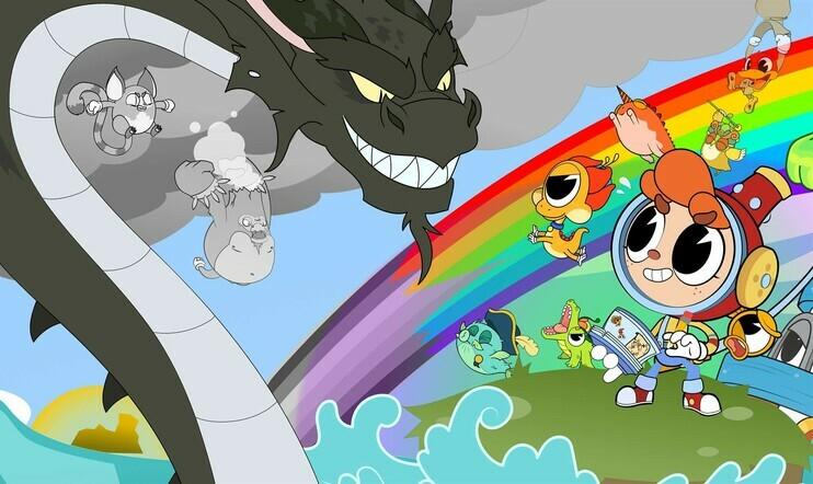 Rainbow Billy: The Curse of the Leviathan, tasoloikka, pulma, julkaisupäivä,