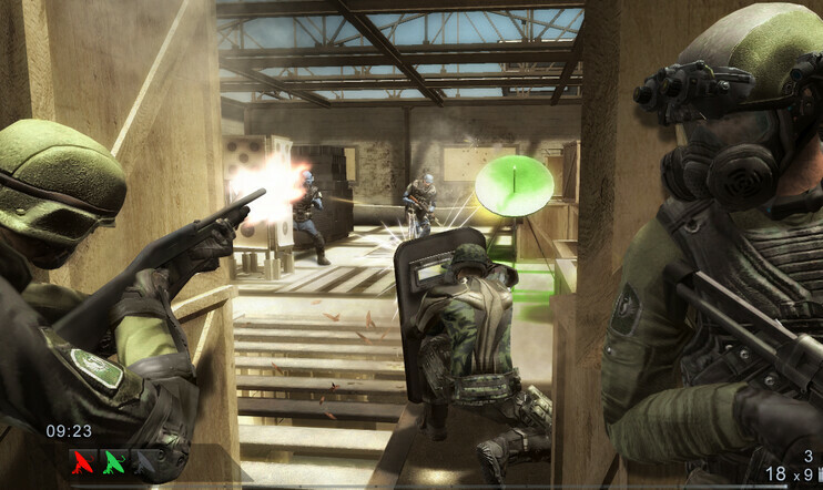Ubisoft, Anno 1404, Far Cry 2, The Settlers 7, Rainbow Six, Ghost Recon: Future Soldier