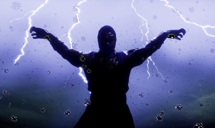 Rain, Mortal Kombat, Mortal Kombat 11, taistelu, NetherRealm Studios