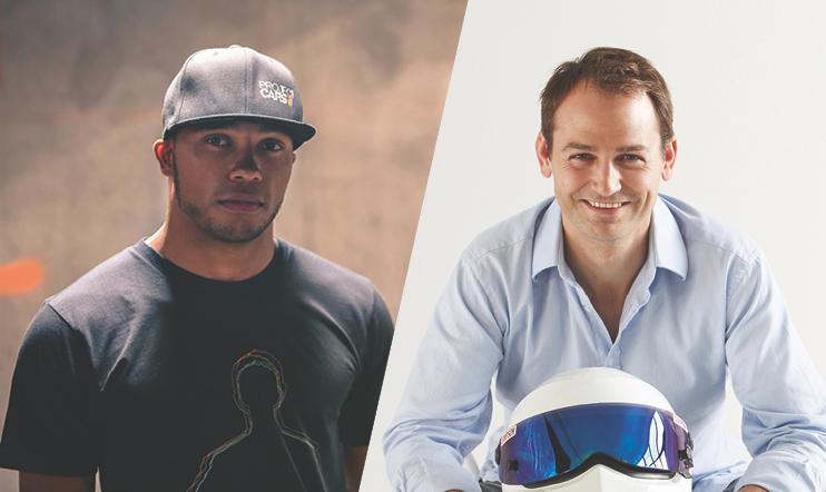 """Project Cars 2 -haastattelussa Ben """"The Stig"""" Collins ja Nicolas Hamilton"""