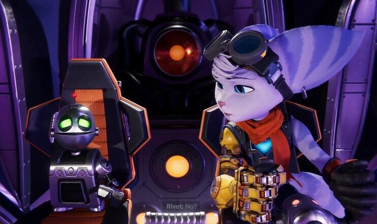 PS5:n tekninen taidonnäyte – Pelaajan videofiilistelyssä Ratchet & Clank: Rift Apart