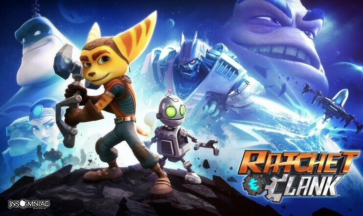 Play at Home, Ratchet & Clank, PlayStation, ilmainen