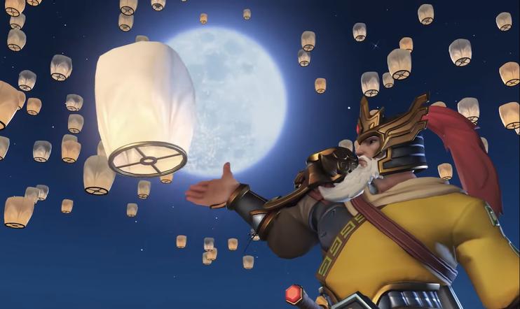 Overwatch, Blizzard, kiinalainen uusivuosi, Blizzard Entertainment, Lunar New Year,