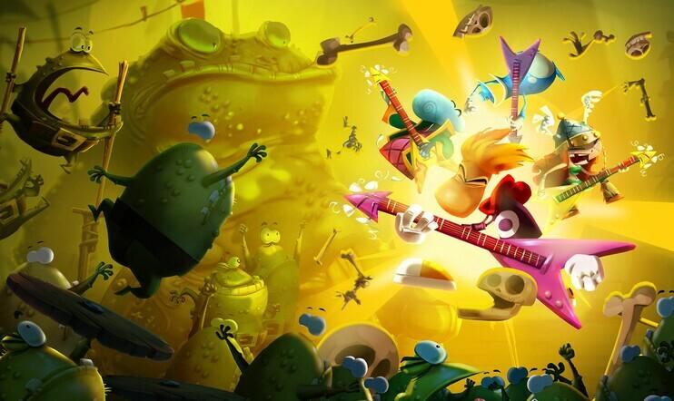 Rayman Legends, black friday, Epic Games Store, Steam, GOG