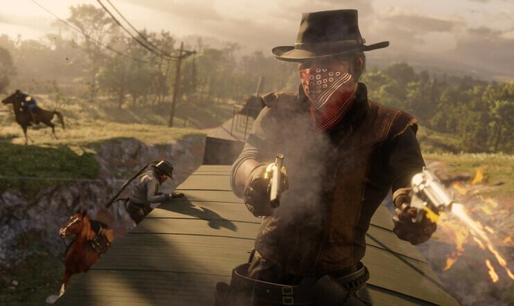 Red Dead Online, rockstar, päivitys, ryöstö, rikos, red dead redemption 2, rdr2