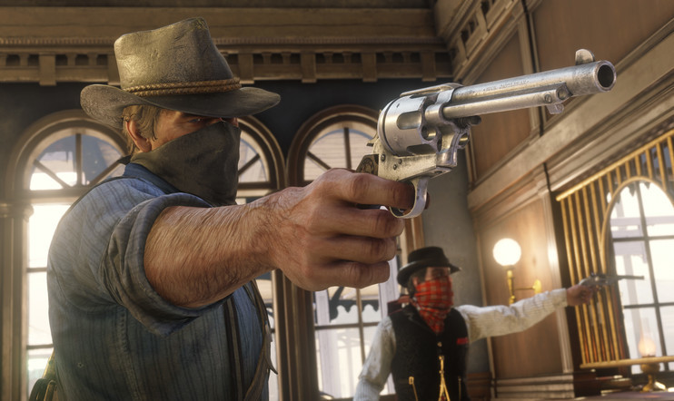 Viikon tarjouksena Red Dead Redemption 2
