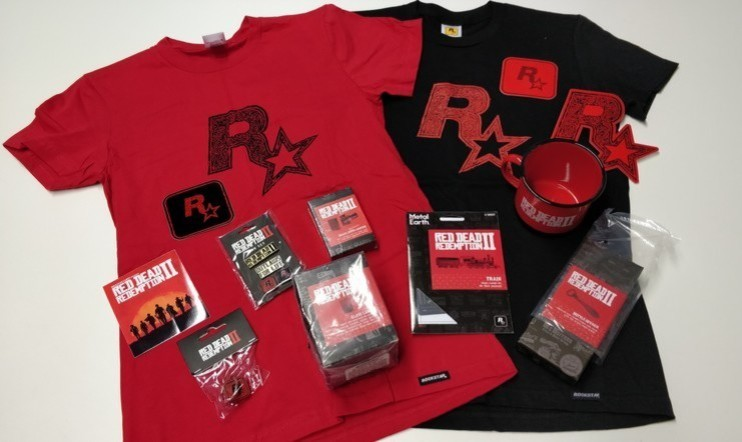 Voita Red Dead Redemption 2 -peli + tavaraa!