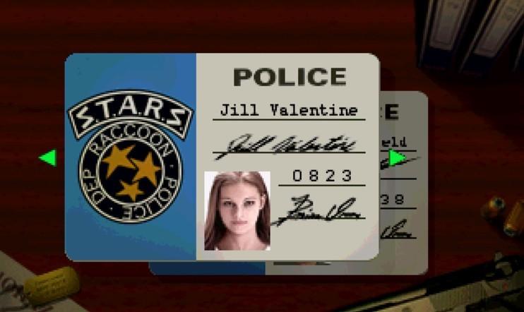 Retrostelussa Resident Evil