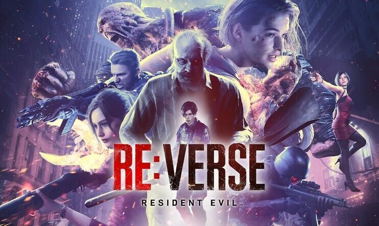 resident evil, Re:Verse, Capcom, moninpeli, verkkopeli