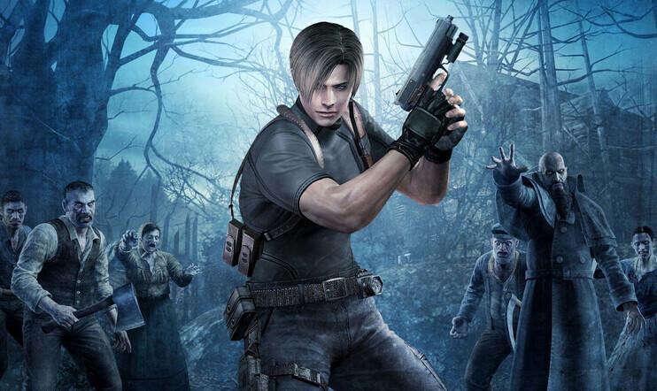 Capcom, resident evil, Resident Evil 4, M-Two, Shinji Mikami, kauhu, uusioversio