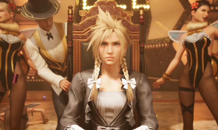 Final Fantasy VII Remake, final fantasy, VII Remake, Final Fantasy VII, uusioversio, square enix