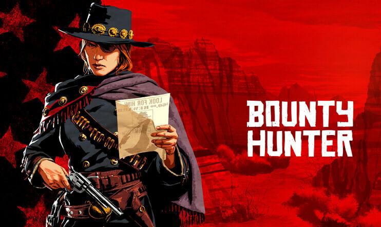 Red Dead Online, Red Dear Redemption 2, Red Dead Redemption II, Rockstar, Rockstar Games, Red Dead Online Bounty Hunter, Red Dead Online Trader, Red Dead Online Collector, RDR2 online, RDR2