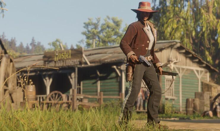 """Red Dead Online valmistuu lähikuukausina – """"huomattavia sisältölisäyksiä tiedossa"""""""