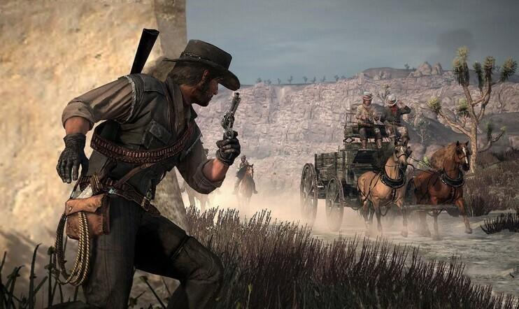 Red Dead Redemption 2 myyntiluvut