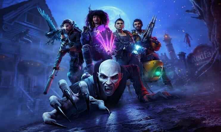 Dishonored- ja Prey-tekijöiden seuraava peli on Redfall – yhteistyövetoinen vampyyriräiskintä saapuu vain Xboxille ja pc:lle
