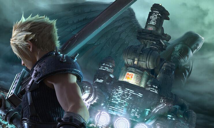 Final Fantasy, Final Fantasy VII Remake, Square Enix
