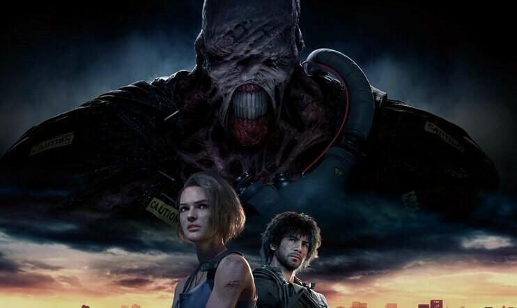 Resident Evil 3, Capcom, Resident Evil 3 Remake, RE, Resident Evil