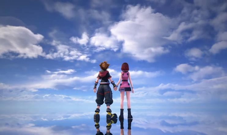 Kingdom Hearts III, Kingdom Hearts, ReMind, DLC, Square Enix, julkaisupäivä, 23. tammikuuta,