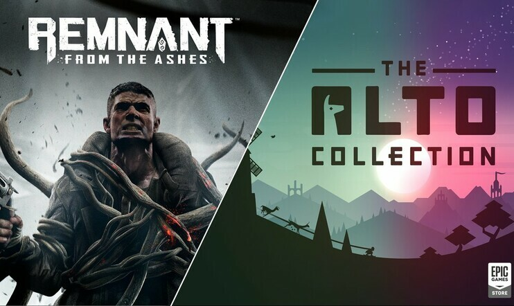Epic Games Store, Remnant: From the Ashes, The Alto Collection