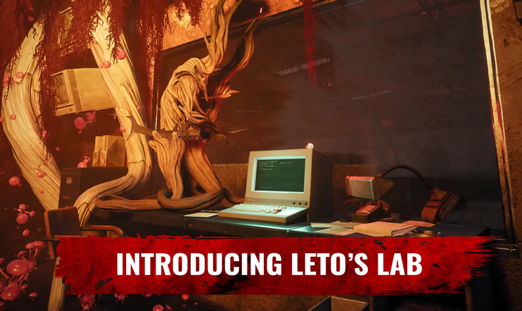 Remnant: From the Ashes, Leto's lab, Gunfire Games,