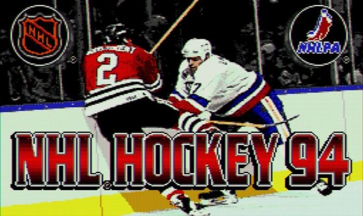 Retrostelussa NHL 94 – kaikkien aikojen legendaarisin lätkäpeli