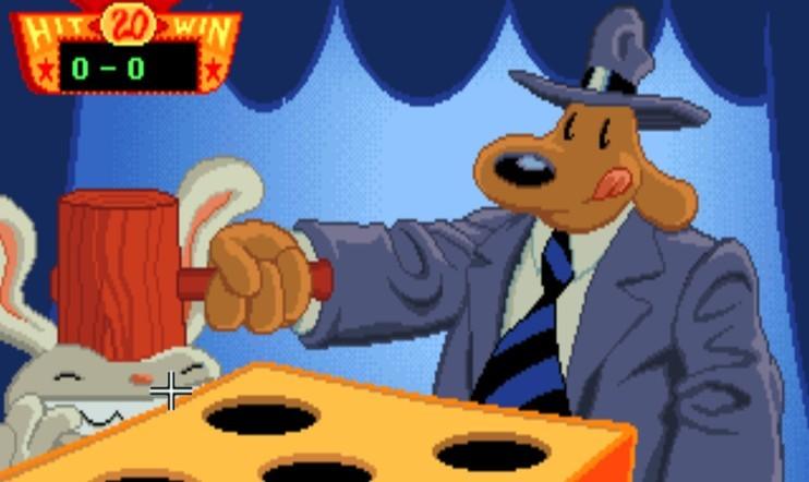 Tässäkö kaikkien aikojen paras lisenssipeli – retrostelussa Sam & Max: Hit the Road